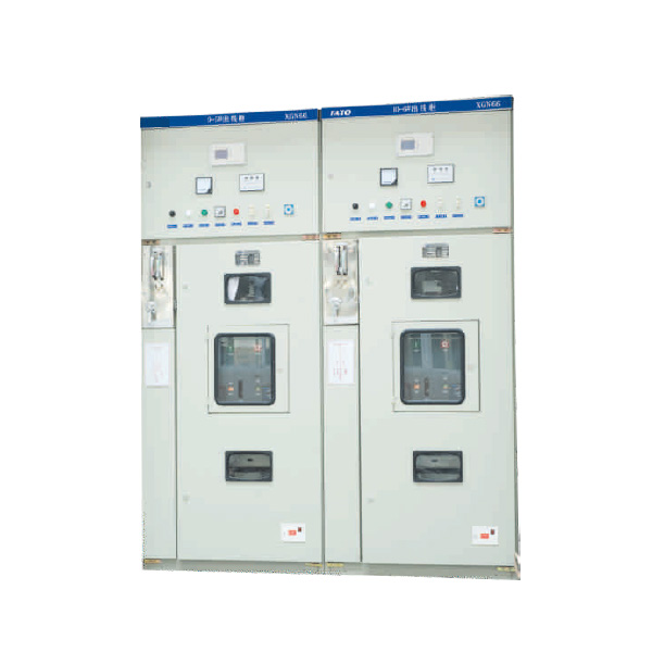 XGN66-12箱型固定式金屬封閉開關柜