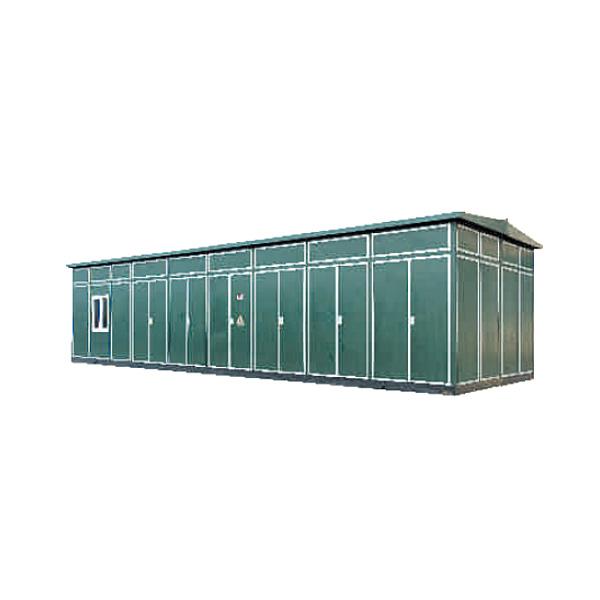 XKB(12KV)箱式開閉所